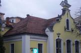 Zgrada Kasina u kojoj je smestena  biblioteka zvornik