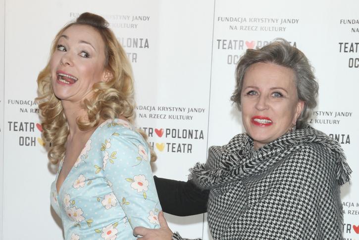 Krystyna Janda życzy Powodzenia Soni Bohosiewicz