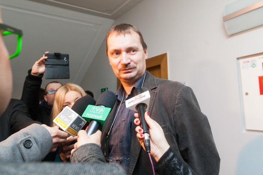 Proces Aleksandra Gawronika ws. zabójstwa Ziętary nie ruszył