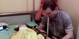 6-letnia Natalka skoczyła z okna w szkole