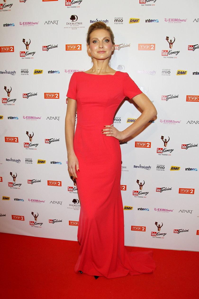 Joanna Moro ma figurę modelki