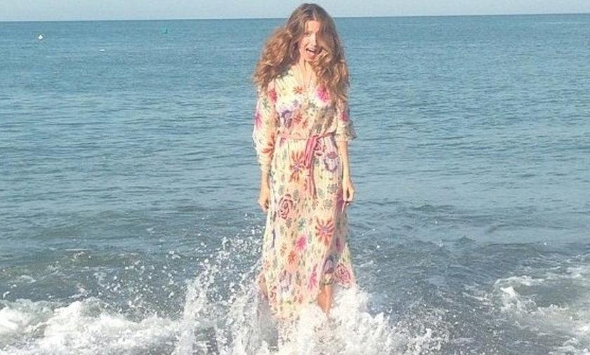 Kate Rozz chwali się swoimi zdjęciami na Instagramie