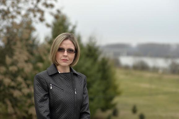 Dobitnica ERC granta dr Magdalena Đorđević