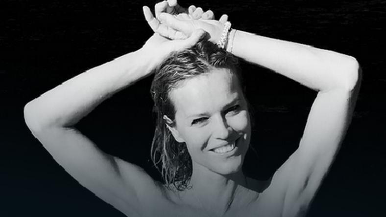 Eva Herzigova w bikini