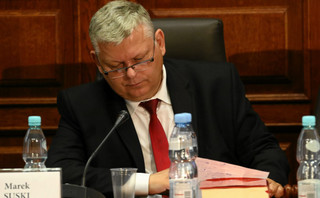 Suski: Wetując ustawy o SN i KRS, prezydent wykazał się niekonsekwencją