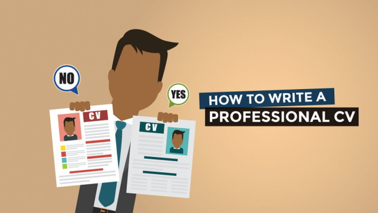 How to write a professional CV - Pulse Nigeria Starter Curriculum Vitae on