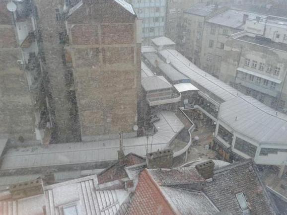 Biće snega