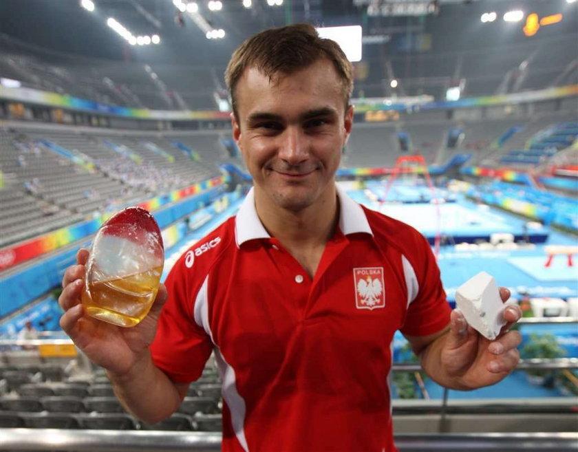 Polski miód sponsorem Blanika
