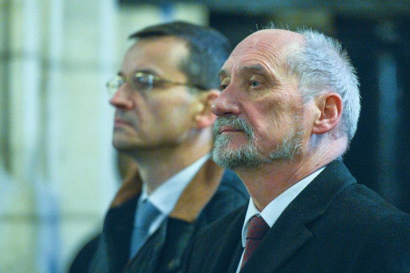 Macierewicz o Wałęsie: Był najniebezpieczniejszym agentem