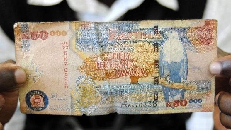 Image result for 6. Zambian Kwacha