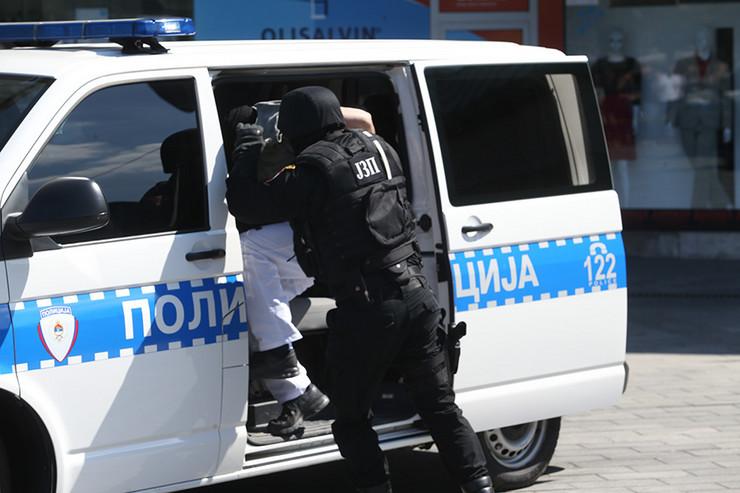 Privođenje hapšenje