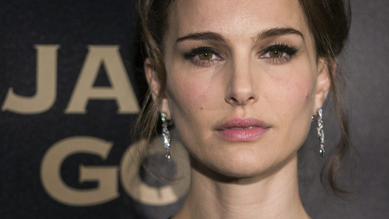 "Natalie Portman na premierze ""Jane Got a Gun"" w Paryżu"