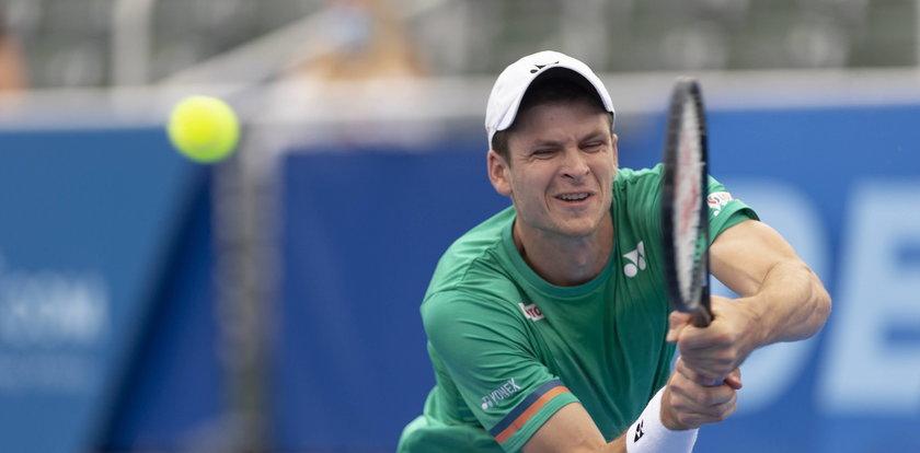 Hubert Hurkacz bez straty seta wygrał turniej ATP w Delray Beach!