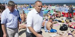 PO wybiera się w Polskę jak sójka za morze