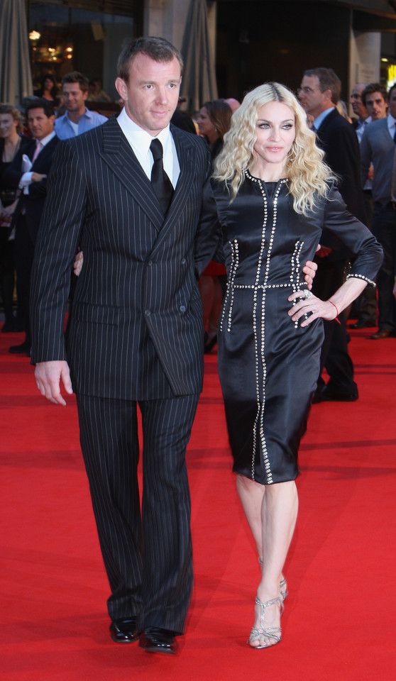 Madonna i Guy Ritchie