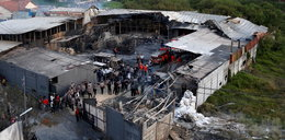 Dziesiątki zabitych w fabryce petard