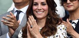 Księżna Kate znów skradła serca fotoreporterów