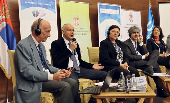Ministar Popović je istakao da su zaštita životne sredine i inovacije danas neodvojivi