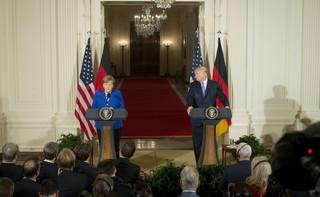 Merkel, Macron i May przeciwko jednostronnym działaniom handlowym USA
