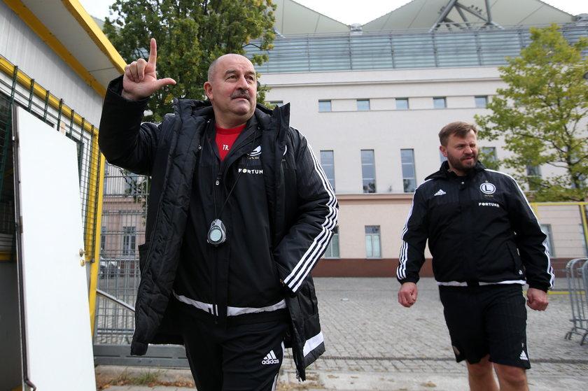 Stanisław Czerczesow nie chce rozpamiętywać remisu z Podbeskidziem Bielsko-Biała