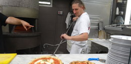 Nasz człowiek walczy w Neapolu w olimpiadzie pizzy!