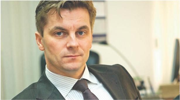 Marek Woszczyk z Urzędu Regulacji Energetyki fot. Marek Matusiak