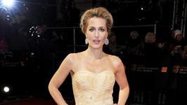 Gillian Anderson miała lesbijski romans