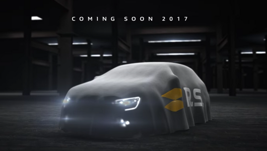 Renault Sport ma milion fanów na Facebooku i zapowiada Megane RS
