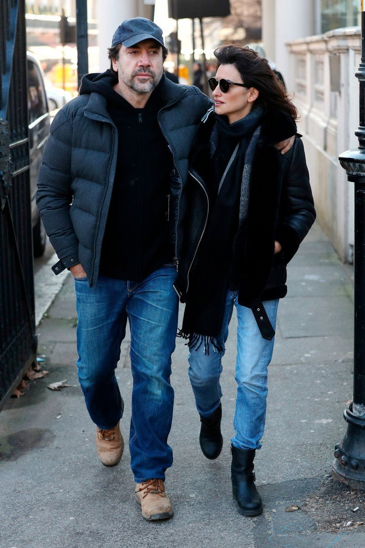 Penelope Kruz i Havijer Barden