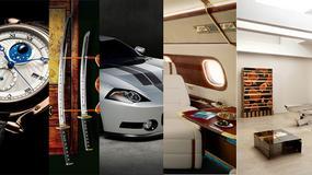Luksusowe prezenty dla ludzi, którzy pławią się w bogactwie