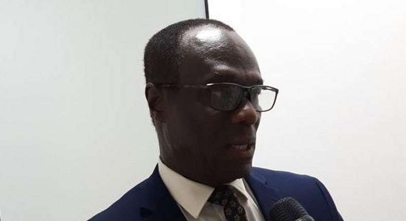 Director-General of the GCAA, Simon Allotey