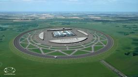 Okrągły pas startowy będzie nowym rozwiązaniem na lotniskach?
