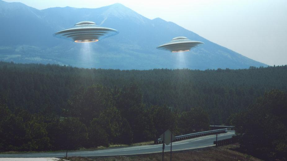 UFO w Polsce - spotkania z kosmitami, historia, incydent z Emilcina