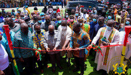 GH¢10M yam and cassava processing factory in Krachi East