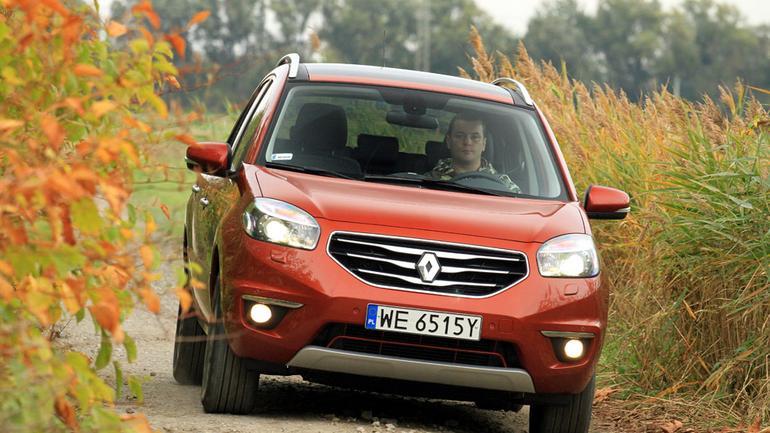 Test Renault Koleosa: czy automatyczna skrzynia może popsuć zabawę?