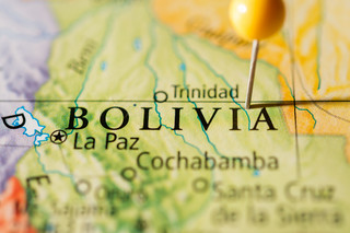 Była prezydent Boliwii aresztowana