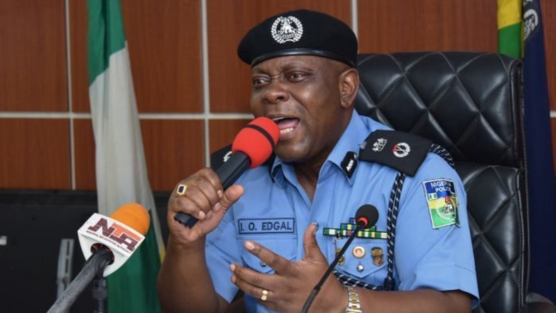 Edgal Imohimi, Lagos state police commissioner (SaharaReporters).