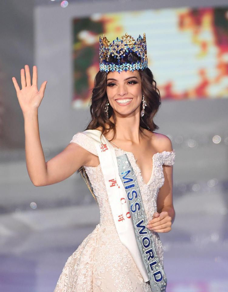 Official Thread of Miss World 2018 ® Vanessa Ponce De León - MEXICO - Page 2 AHBktkqTURBXy9mYzJlZTdiY2Y5YzJjMTJjN2RhNjM2ZmVjYTA3YjFmYi5qcGVnkpUCzQPAAMLDlQIAzQPAwsM