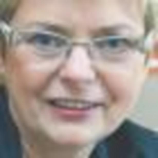 Teresa Cebrowska, doktor, sekretarz naukowy Rady Naukowej Stowarzyszenia Księgowych w Polsce Fot. Wojciech Górski