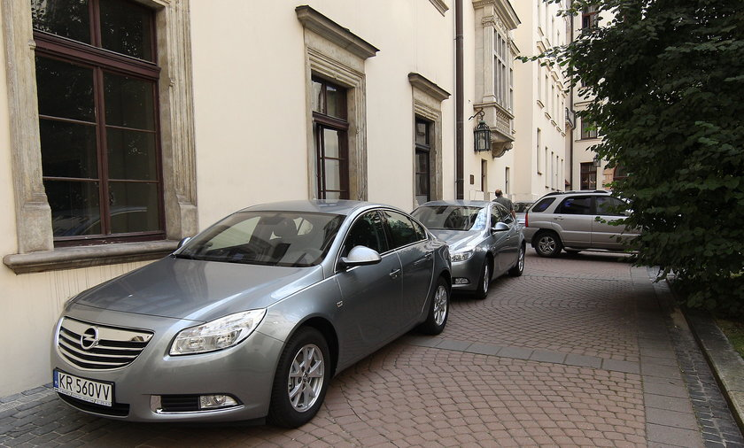 Samochody magistratu