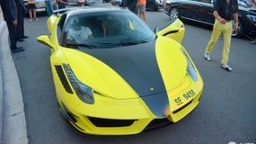 Supersamochód Samuela Eto'o - Mansory Siracusa za 550 tys. euro