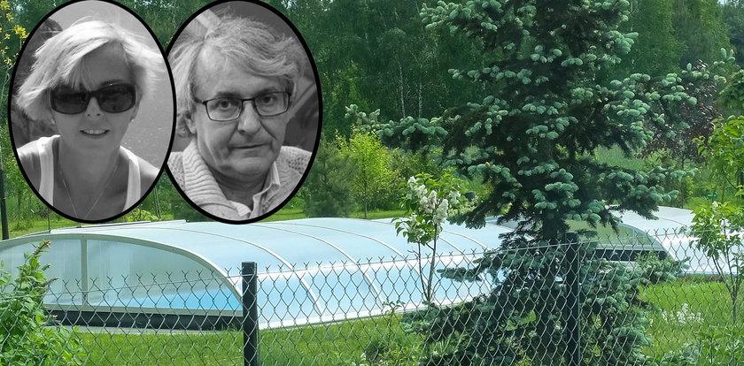 Ciała szanowanego naukowca i jego żony pielęgniarki znaleziono w basenie. Jak zginęli?