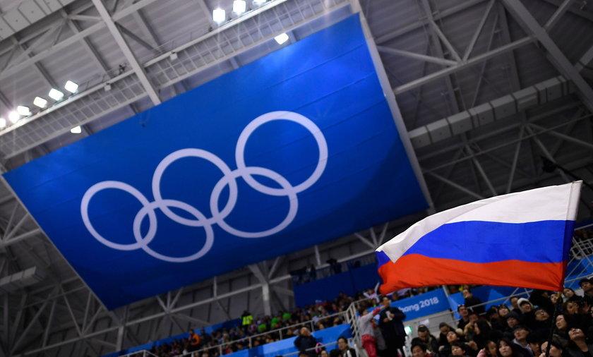 Rosyjska flaga na igrzyskach nie pojawi się przez najbliższe 2 lata