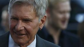 """Harrison Ford miał wypadek na planie """"Gwiezdnych wojen"""". Trafił do szpitala"""