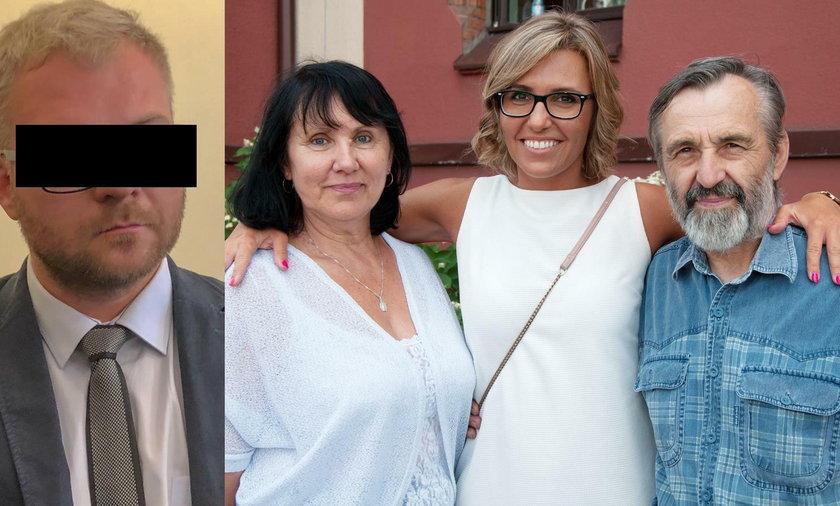 Rodzice maltretowanej żony byłego radnego PiS: Zamknijcie go w psychiatryku!