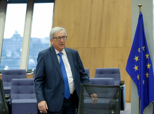 Decyzja Jeana-Claude'a Junckera o poszerzeniu kompetencji Oettingera wywołała oburzenie