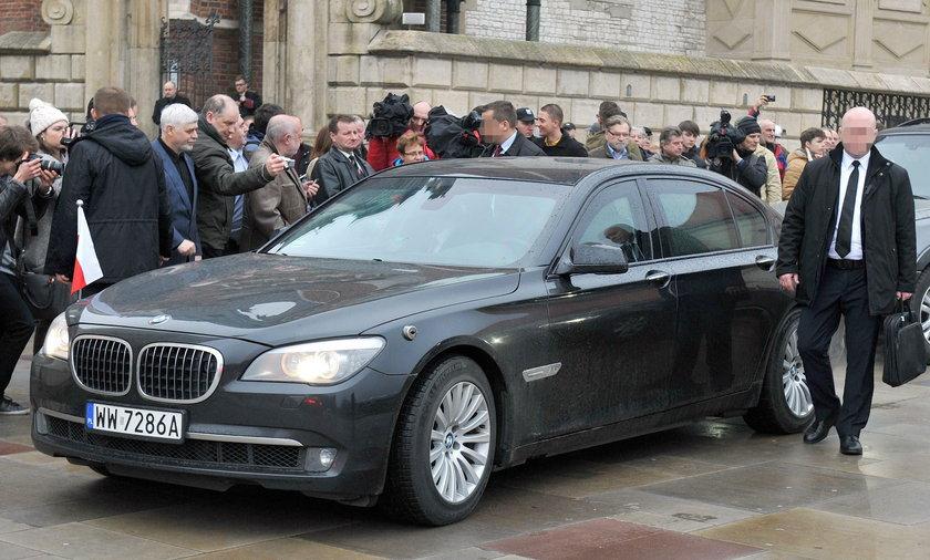 Samochód BOR BMW