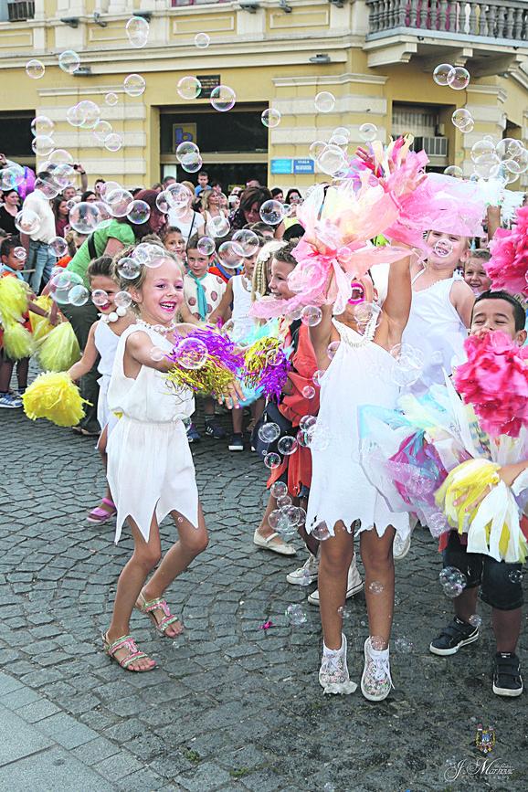 U karneval uključeni svi uzrasti