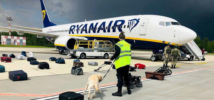 Tajemnicza sprawa pracownika lotniska. Kazał lądować maszynie pod dziwnym pretekstem i... zniknął. Przepadła też jego żona