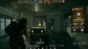 Gamescom 2015 - Tom Clancy's Rainbow Six: Siege - tryb obserwatora w praktyce